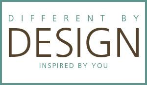 Different by design - Inspired by you!